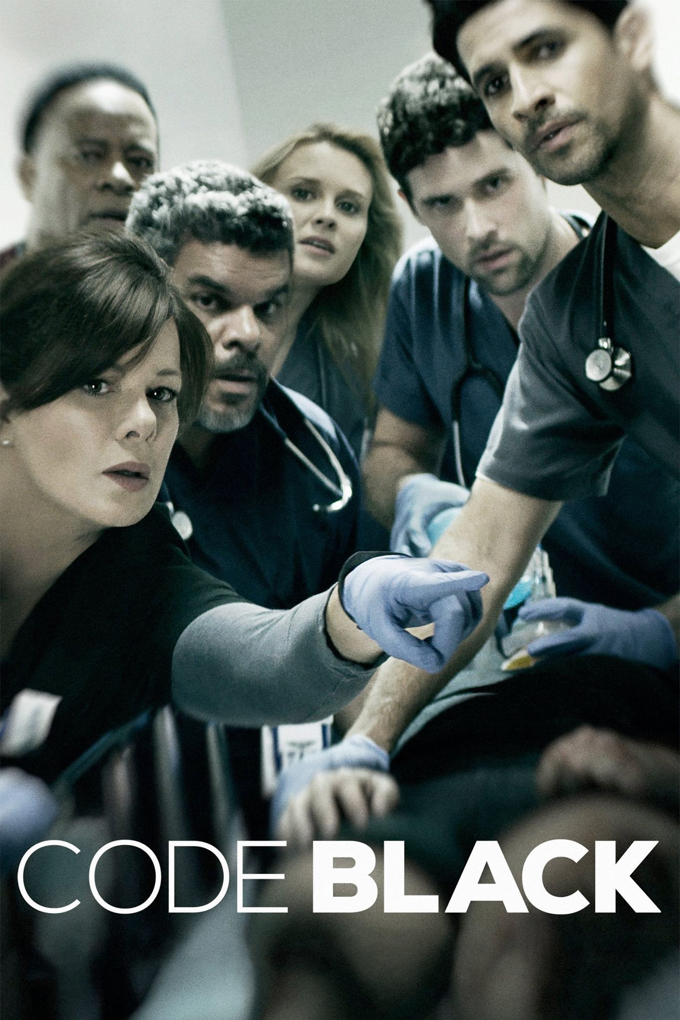 Code Black TV Show Poster - ID: 76749 - Image Abyss