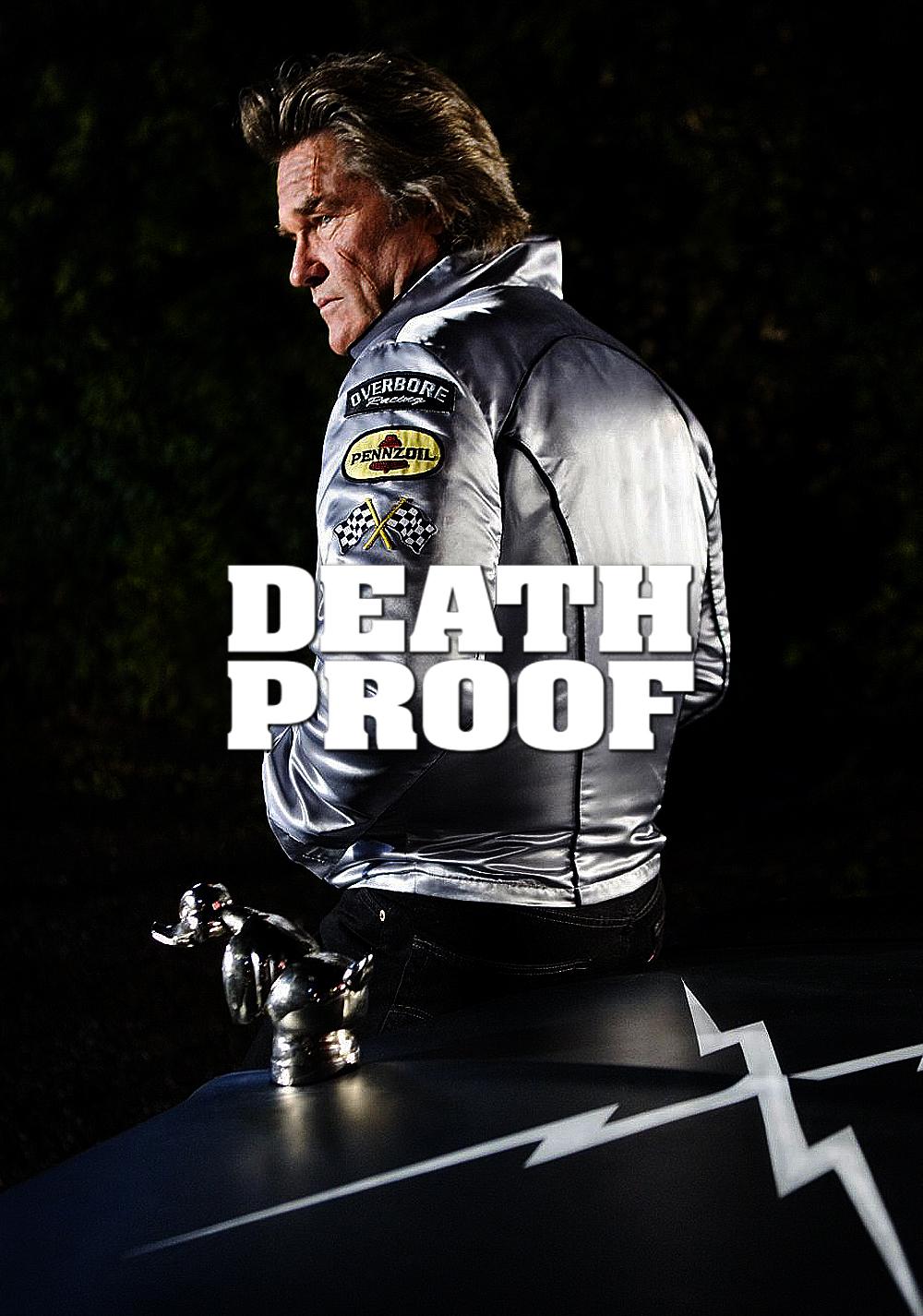 Доказательство смерти постер