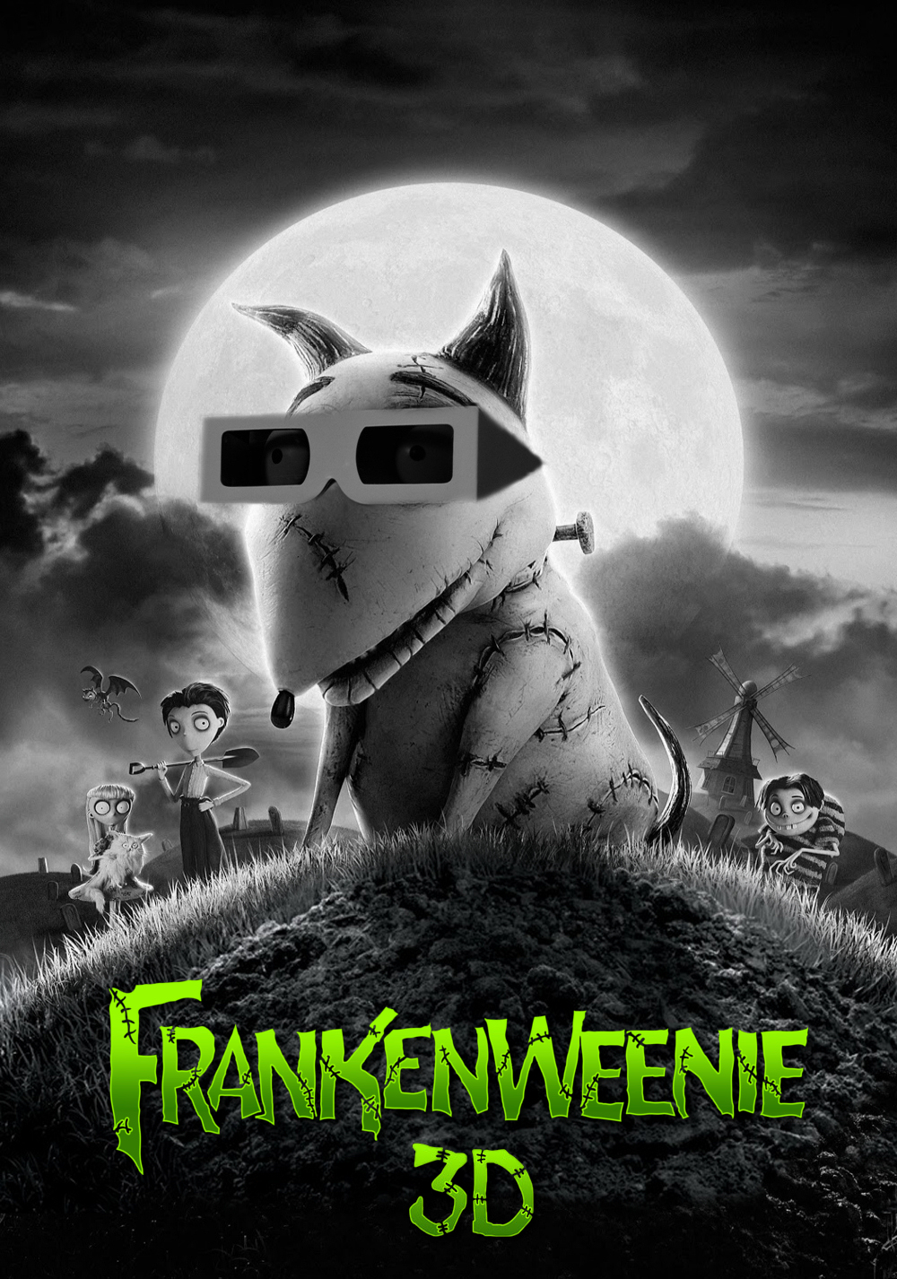 Pictures of frankenweenie characters Cached