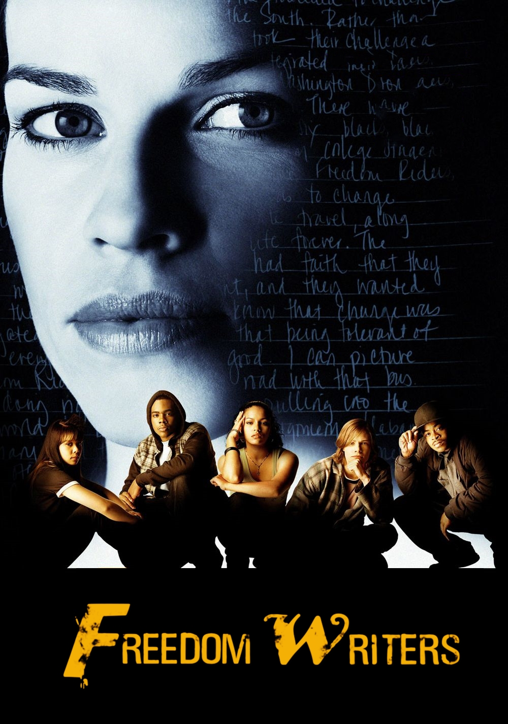 freedom writers movie summary Freedom writers young teacher erin decides to join in a school which includes students from all sectors of society difficulties arrives with erin right in the first day in class.