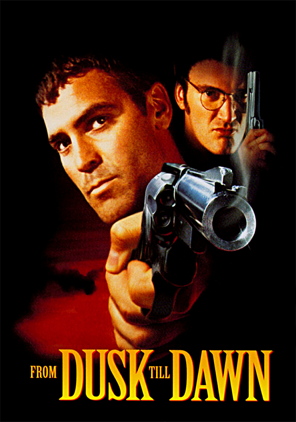 From Dusk Till Dawn Movie Poster - ID: 93470 - Image Abyss