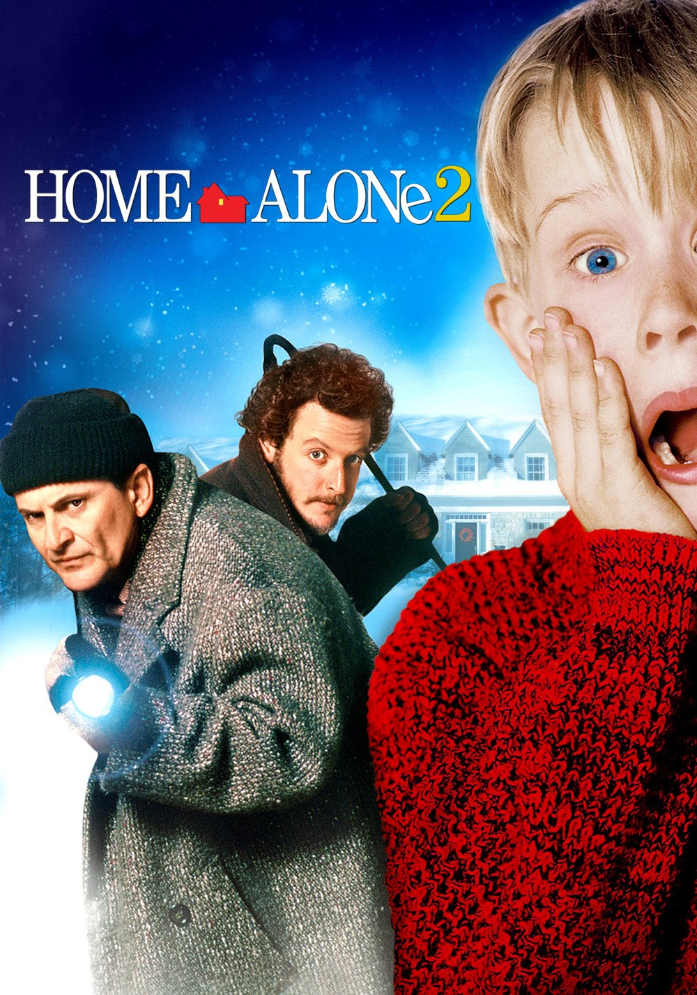 Home Alone 2 Lost In New York Movie Poster Id 97571 Image Abyss