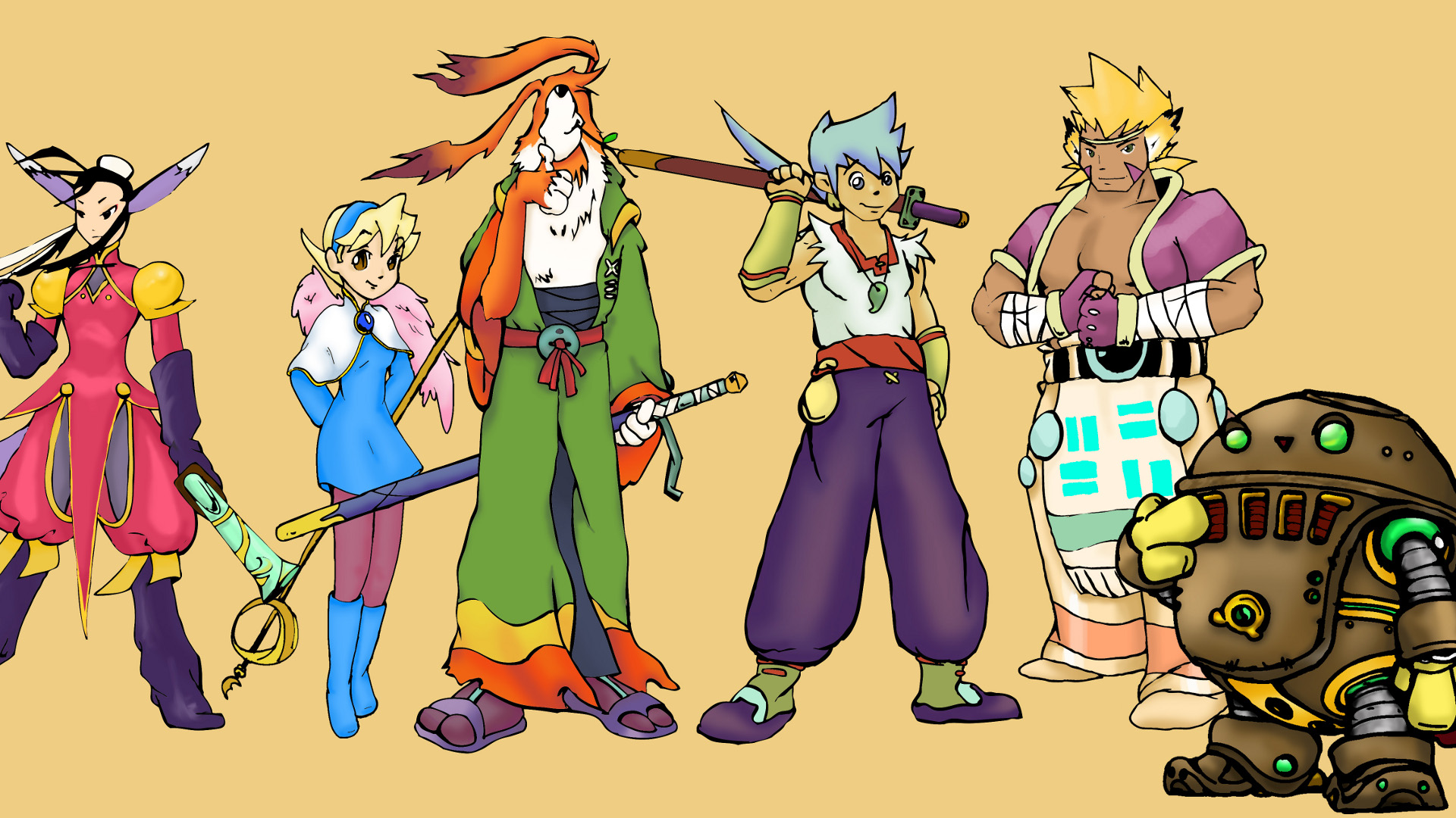 Breath Of Fire Iv Image Id 9875 Image Abyss