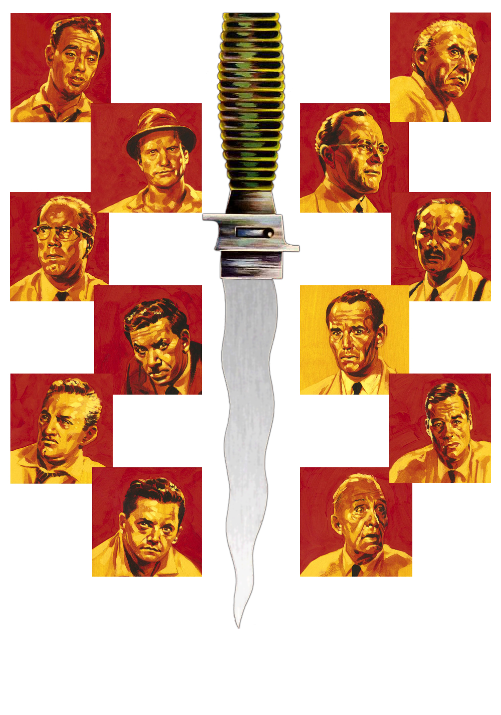' twelve angry men illustrates the dangers Free 12 angry men papers leadership in 12 angry men - in the film 12 angry men, a group of twelve jurors are deciding the fate of a young boy accused of.
